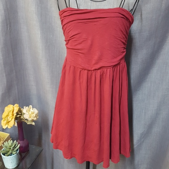 Mossimo Supply Co. Dresses & Skirts - Mossimo Strapless Dress or Long Top